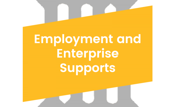 Employment and Enterprise Supports Pillar