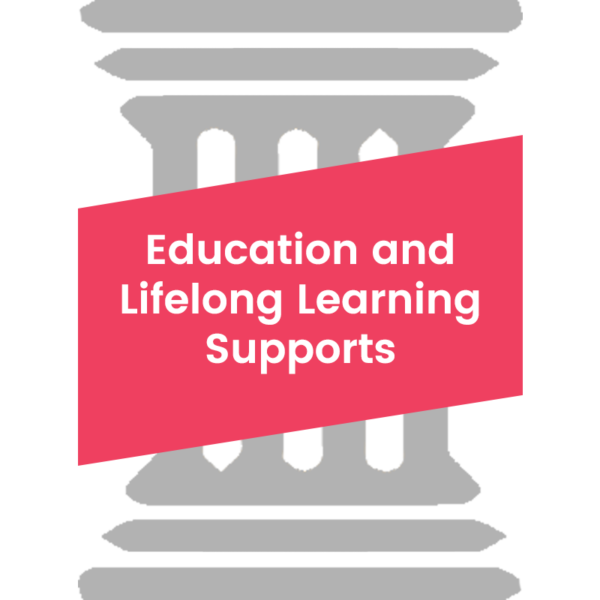 Education and Lifelong Learning Supports Pillar
