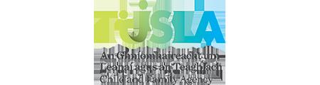 TUSLA - An Ghníomhaireacht um Leanaí agus an Teaghlach - Child and Family Agency