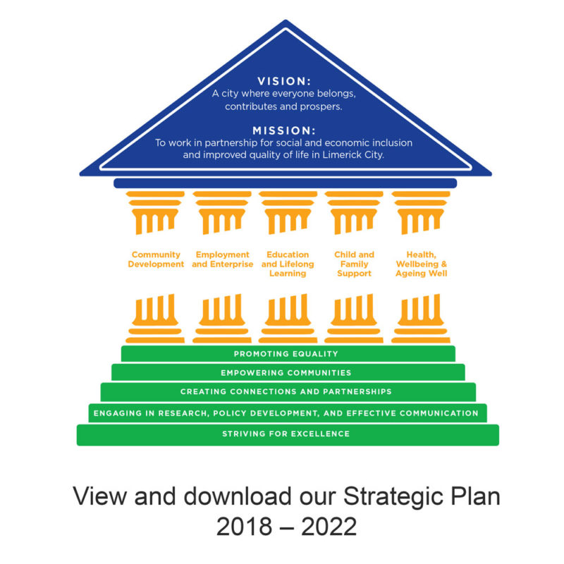 View and download Our Strategic Plan 2018 - 2022