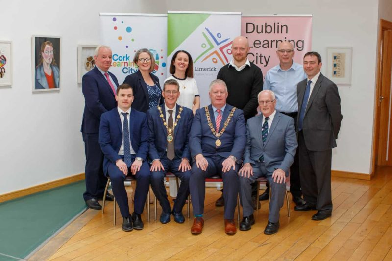 Limerick Signs Charter on Lifelong Learning