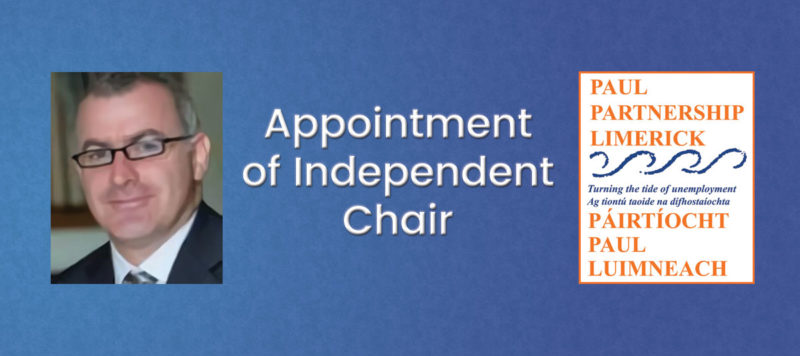 Appointment of Independent Chair